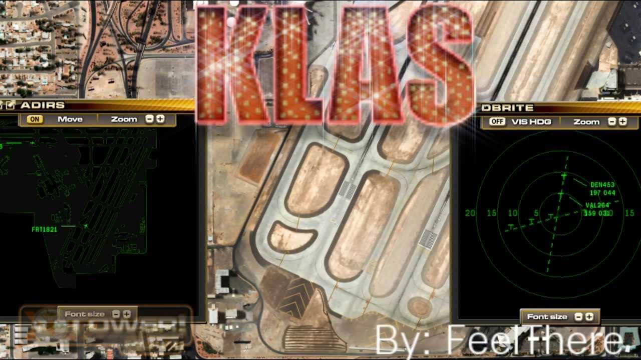 KLAS Las Vegas Intl  Airport for Tower! 2011 - Just Flight