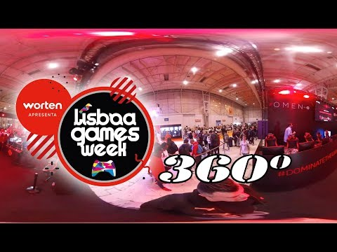 360º LISBOA GAMES WEEK 2018