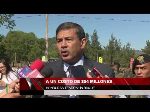 A Un Costo De 54 Millones De Dólares Honduras Tendrá Un Buque