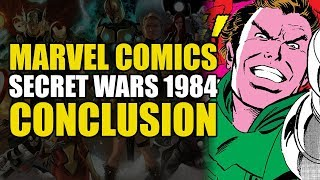 Secret Wars 1984: Conclusion | Comics Explained