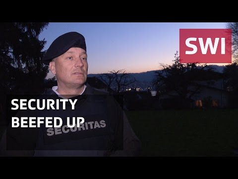 Securitas instead of the police