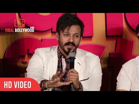 Vivek Oberoi Full Speech | Great Grand Masti Movie leaked Press Conference