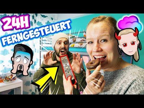 KAAN VON KATHI 24H FERNGESTEUERT! Kathi nervt mit PAUSE CHALLENGE! Schafft es Kaan und bekommt 100€?