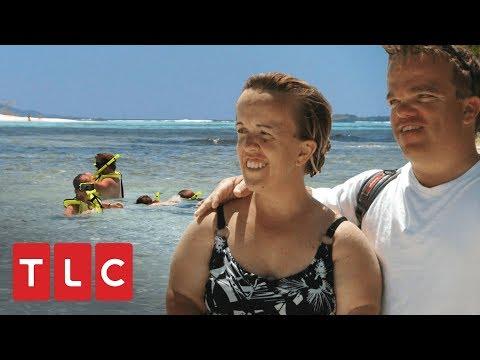 Las vacaciones de la familia Johnston | Una gran familia | TLC Latinoamérica