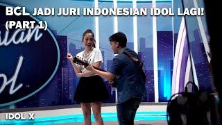 BCL Jadi Juri Indonesian Idol Lagi! (Part 1)