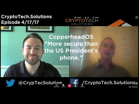 17-4-19 Interview with James Donaldson - Copperhead CEO