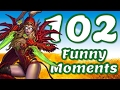 Heroes of the Storm: WP and Funny Moments #102