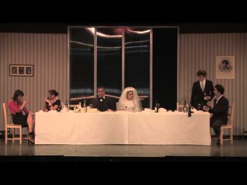 La boda de los pequeños burgueses, Bertolt Brecht. Grupo de Teatro UC