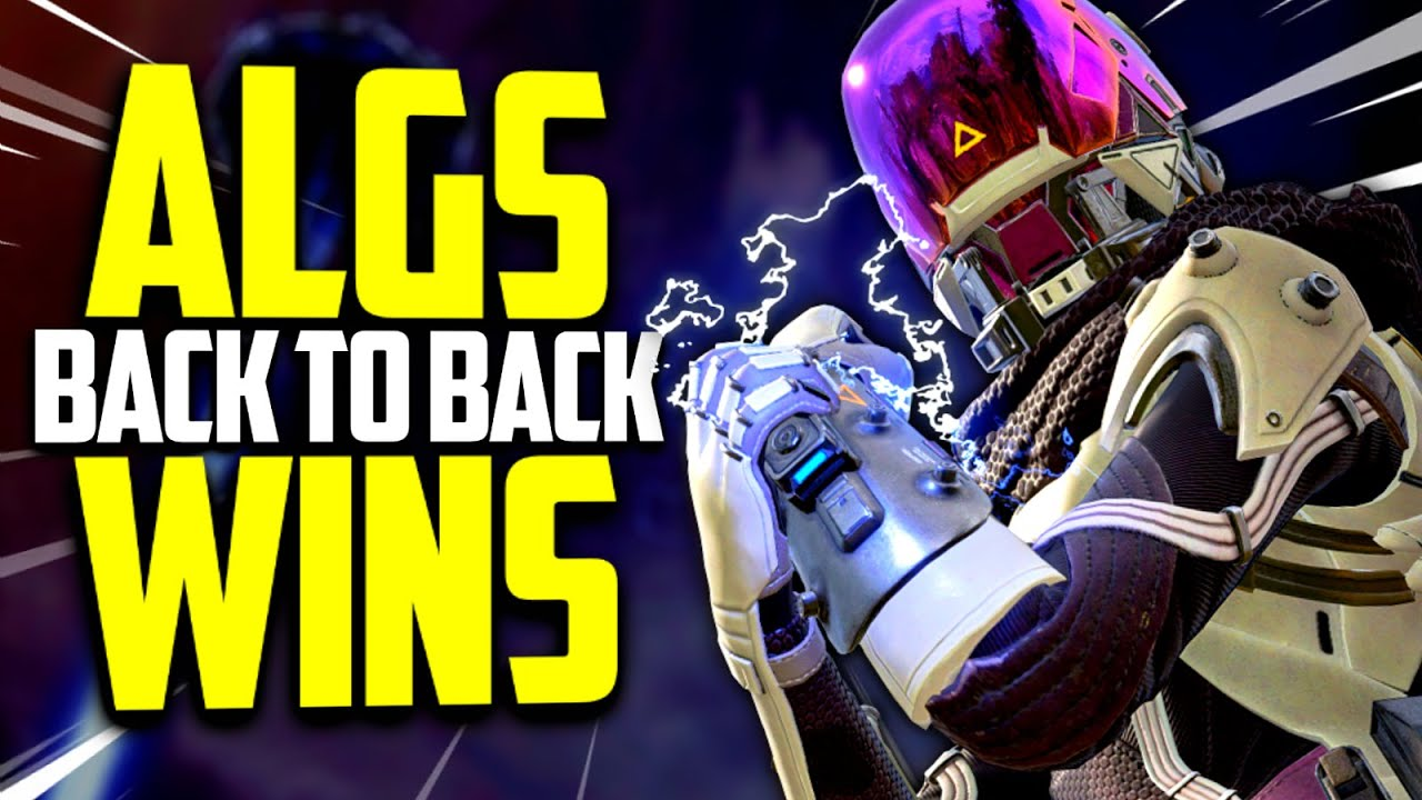 WINNING TWO ALGS GAMES BACK TO BACK! | sYnceDez