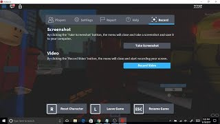 ROBLOX| Nictang25 Gaming Channel| How to use the Roblox recorder!