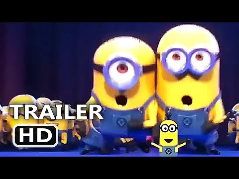 MINIOOONS Karaoke + HandClap (2017) Animation New Movie HD