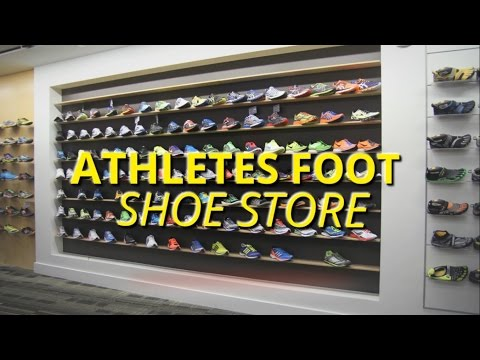 Athletes Foot Shoe Store