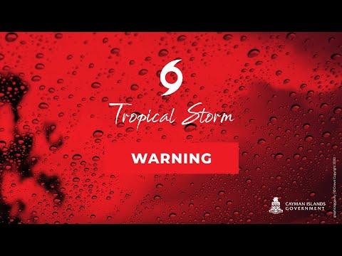 CIGTV Live updates  - Tropical Storm Warning Updates