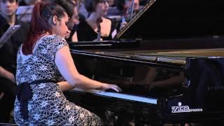 F. Chopin- allegro da Concerto opera 46 | Leonora Armellini | TEDxPadova
