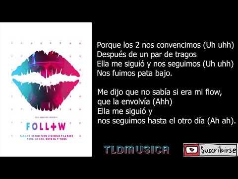 YannC Ft. Ñengo Flow, Gigolo Y La Exce – Follow-(Prod. by: YannC Full Harmony, Onyx & Yizus)
