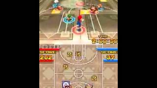 Mario Hoops 3-on-3 - 2006 - Star Tourney
