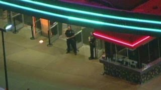 Police describe Batman premiere shooting scene
