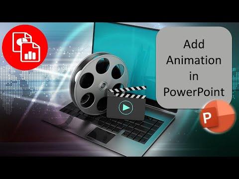 Add Animation in PowerPoint Slides