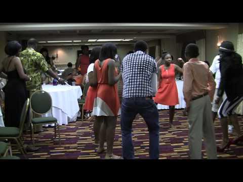 Chicago Perculator Dance Taught By Marline Massasoit