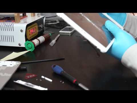 Troca vidro touchscreen Meo Tablet 2 / ZTE E8Q