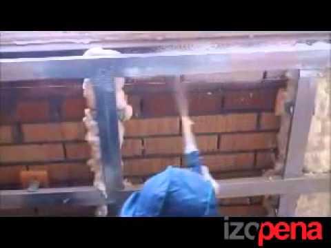 Утепление балкона с помощью установки foam kit - youtube.