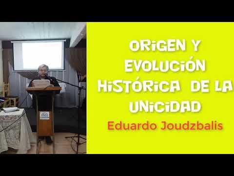 Origen y evolución histórica de la Unicidad