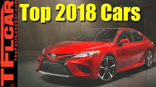 Top 6 New 2018 Cars from 2017 Detroit Auto Show You Can Buy Very Soon!