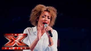 Keira Weathers sings I Will Always Love You | The 6 Chair Challenge | The X Factor UK 2015 thumbnail