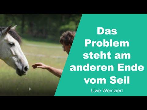 Uwe Weinzierl - Das Problem Steht Am Anderen Ende Vom Seil Teil 1