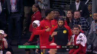 3rd Quarter, One Box Video: Atlanta Hawks vs. Boston Celtics