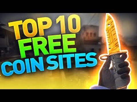 Sites de apostas com free coins