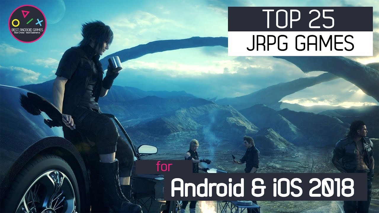 Top 25 Japanese Games for iOS & Android
