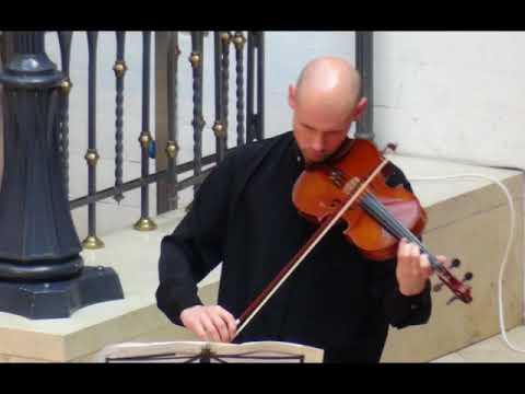 "Max Reger ""Der geigende Eremit"", op. 128 № 1 (arranged by Klaus Uwe Ludwig)"