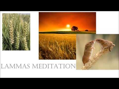 Lughnasadh or Lammas meditation