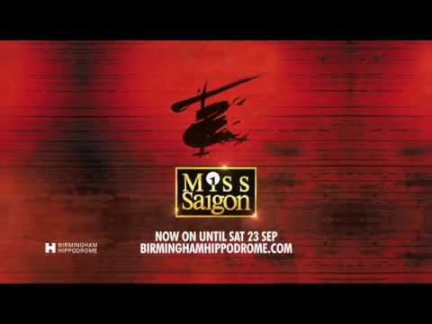 Building The Dream - Miss Saigon Lands in Birmingham Hippodrome