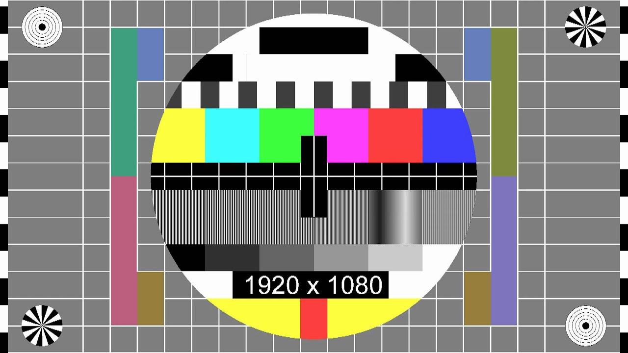 Test HD 1920x1080 - YouTube