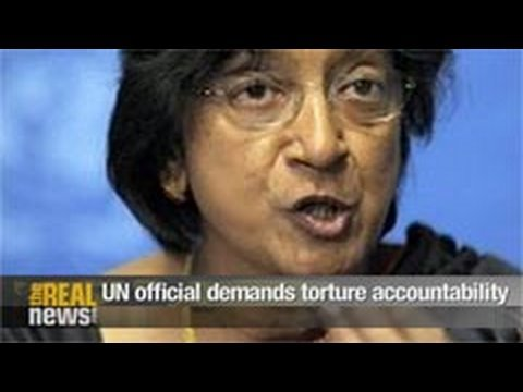 UN official demands torture accountability
