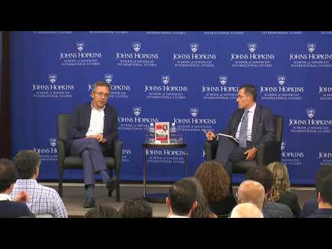 Dr Ian Bremmer - The Failure of Globalism
