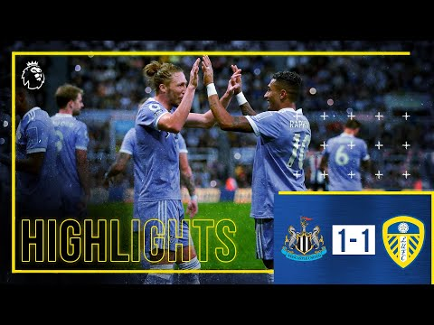 Newcastle Leeds Goals And Highlights