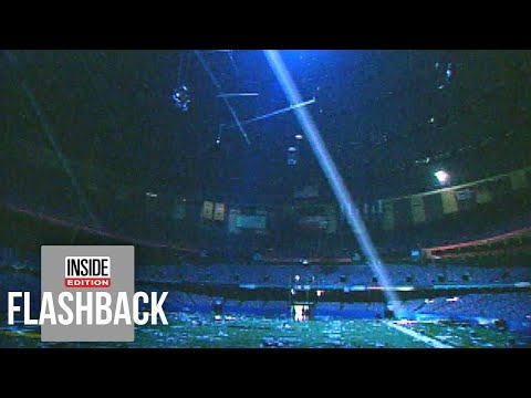 Inside New Orleans' Superdome Days After Hurricane Katrina