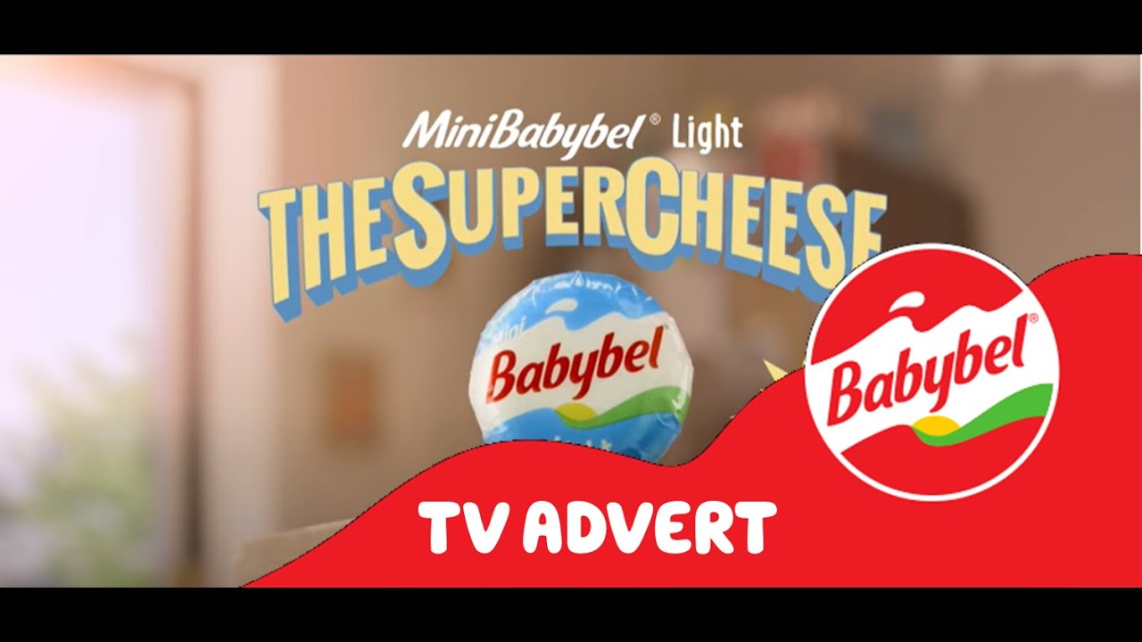 Mini Babybel Light TV