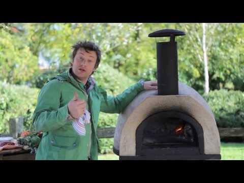 Джейми Оливер представляет уличную печь для приготовления пищи