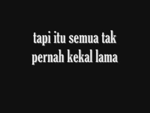 The Lipstik - Bercanda Di Malam Indah (Lyric)