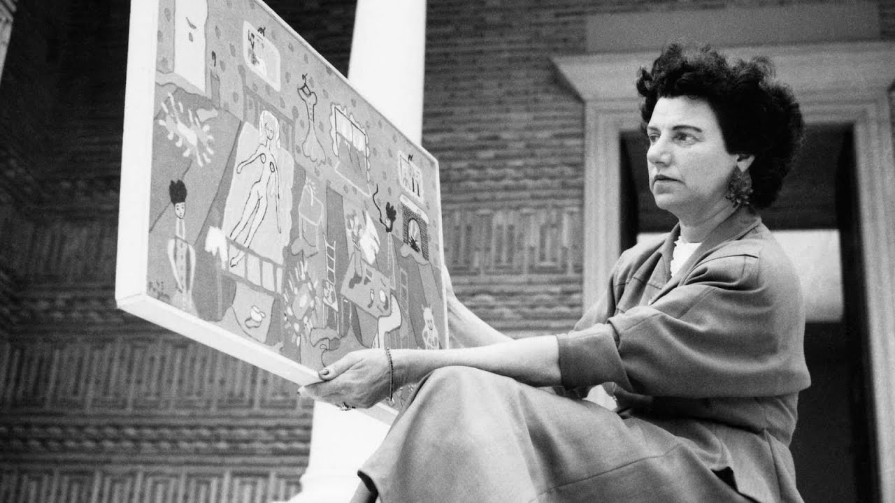 Peggy Guggenheim: Art Addict | Trailer | New Release