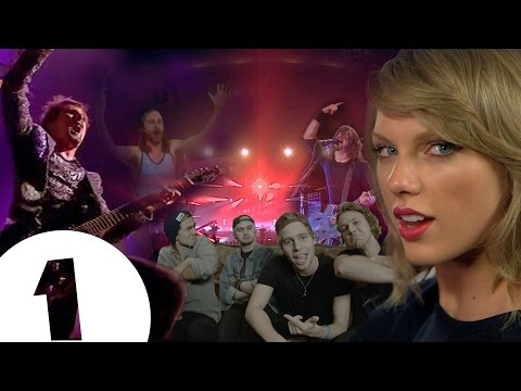 Radio 1 Big Weekend Artist Mashup 2015