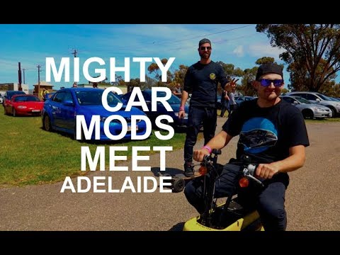 Mighty Car Mods Meet Adelaide