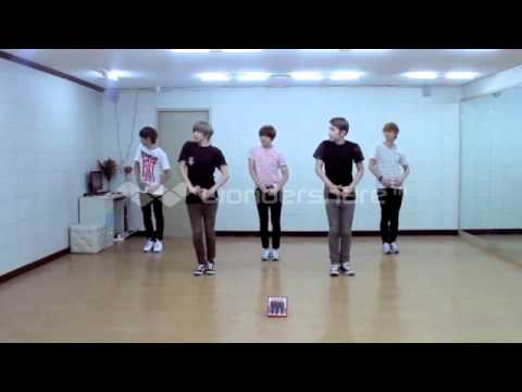 A-Prince -Mambo mirrored Dance slow