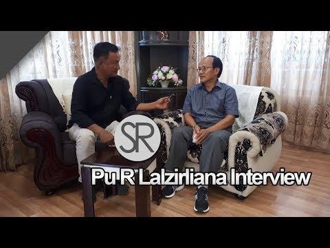 SR : Pu R Lalzirliana'n District Champion Pui A Tum  [15.09.2018]