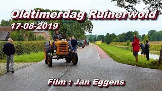 Oldtimerdag Ruinerwold 17 08 2019