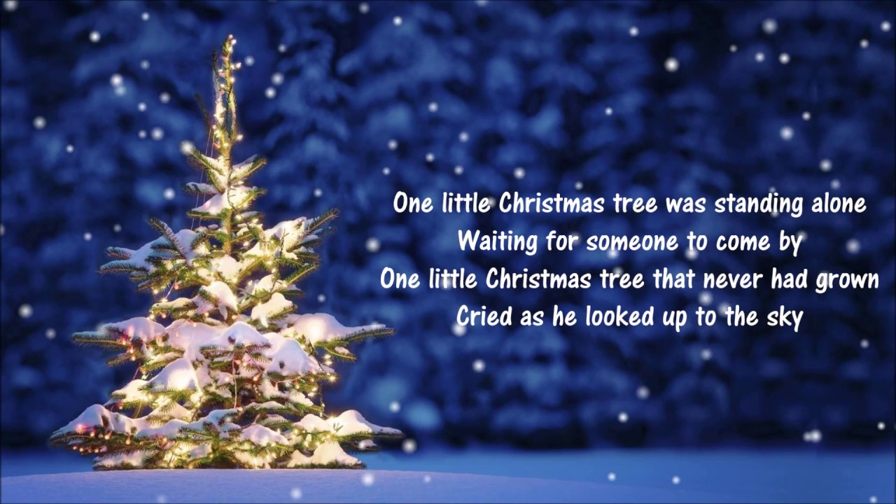 One Little Christmas Tree ☆🎄☆ Stevie Wonder - YouTube